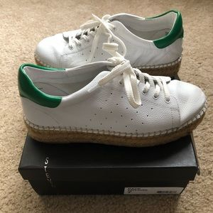 Steven Platform Espadrille Sneakers